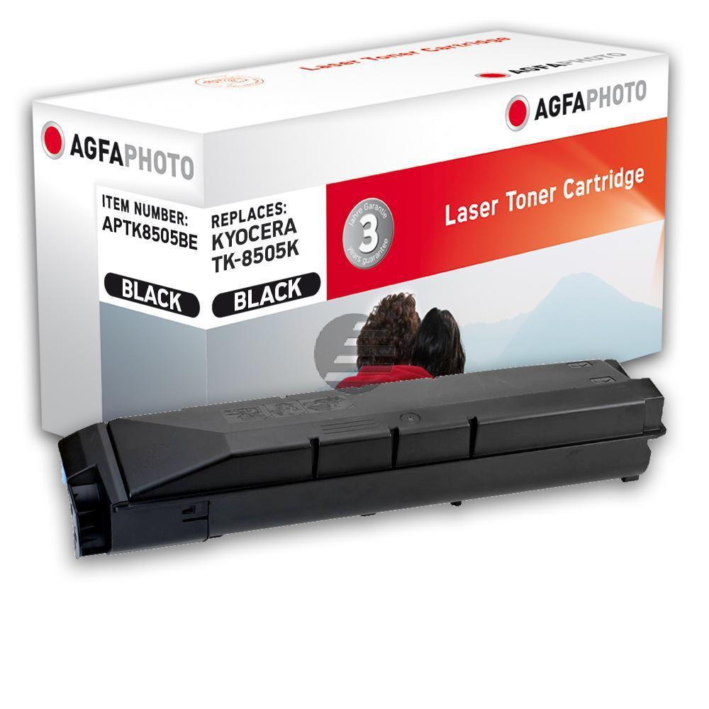 Agfaphoto Toner-Kit schwarz (APTK8505BE) ersetzt TK-8505K