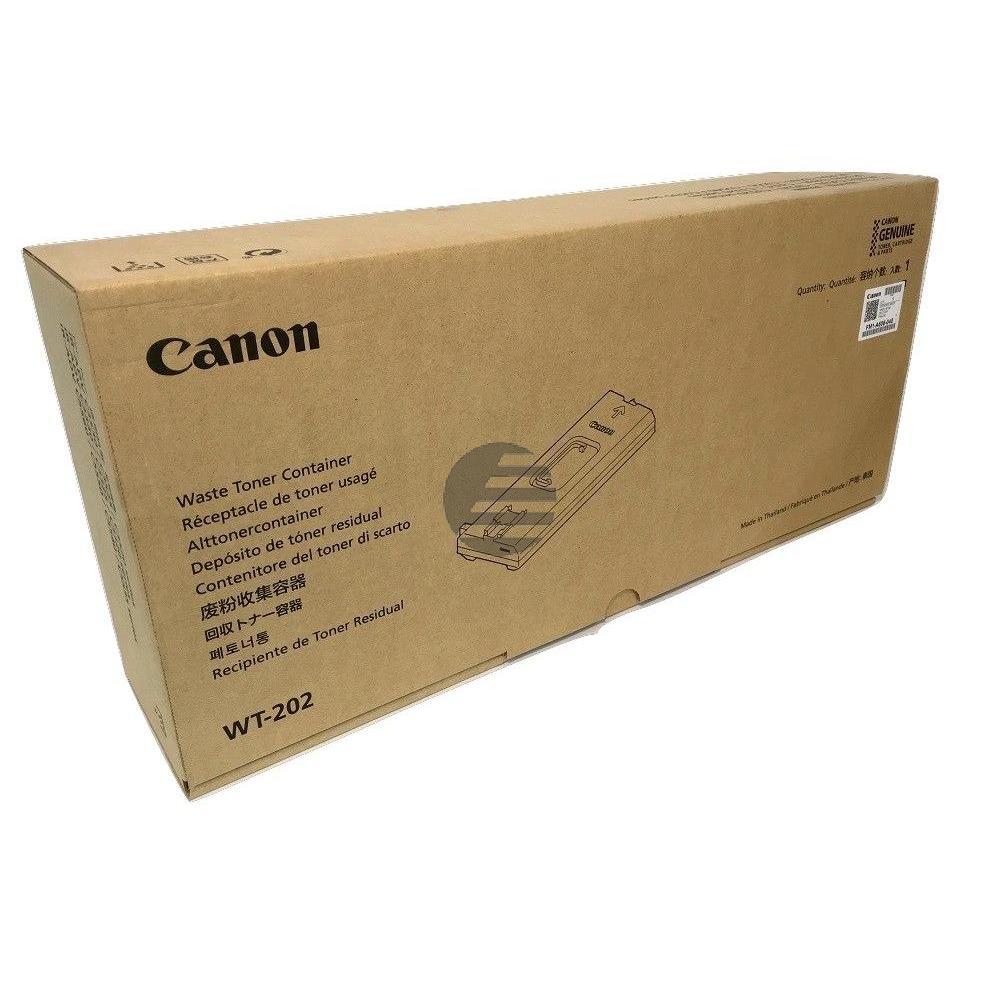 Canon Tonerrestbehälter (FM1-A606-020, WT-202)