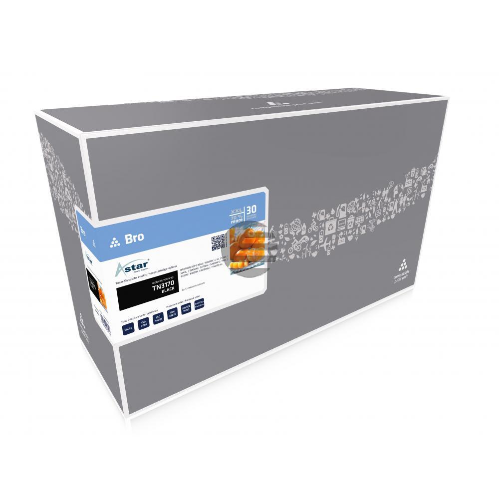 Astar Toner-Kit schwarz HC plus (AS19317) ersetzt TN-3170