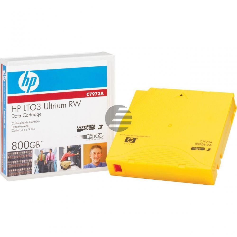 C7973A HP DC ULTRIUM3 LTO3 ohne Label 400-800GB