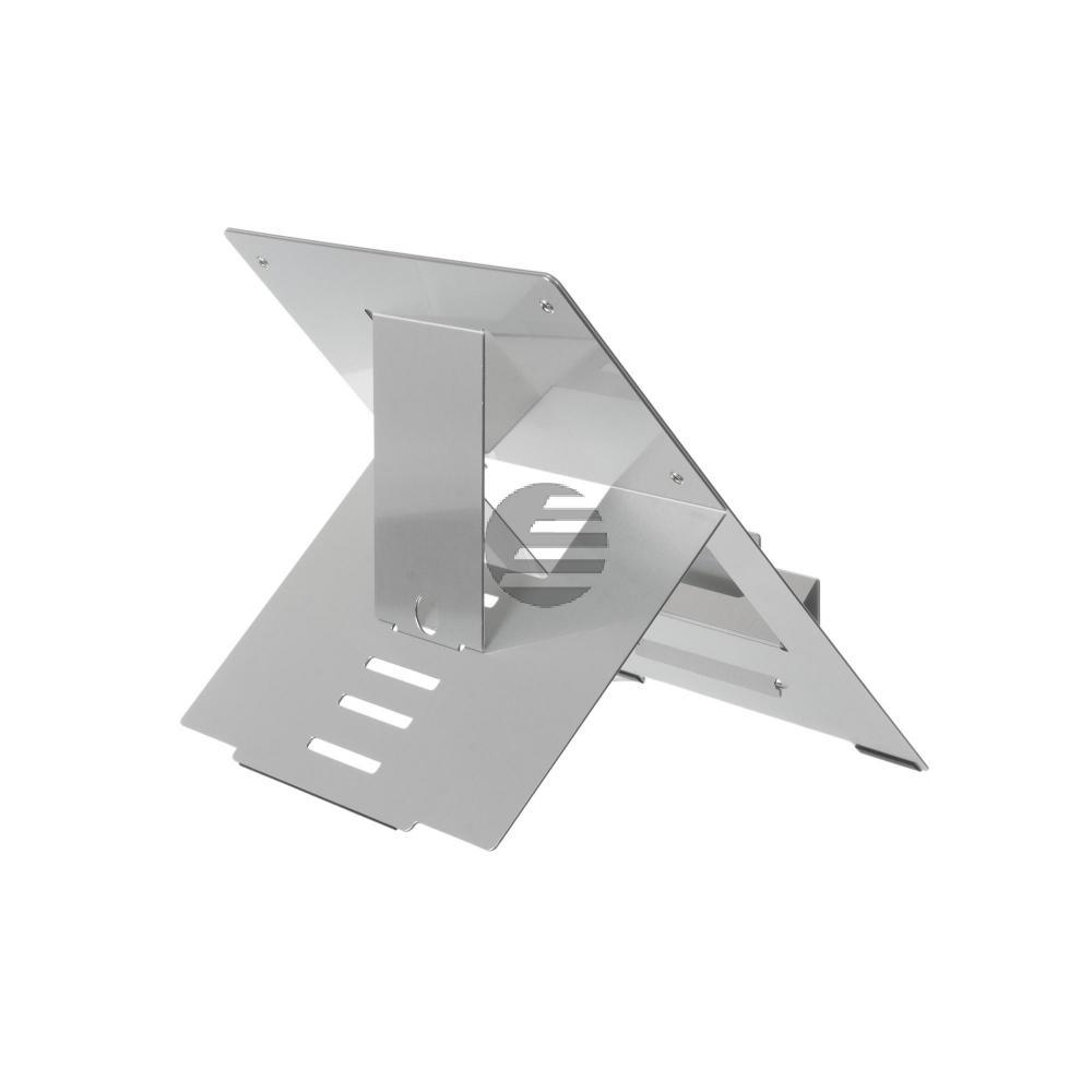 R-GO RISER LAPTOPSTAENDER SILBER RGORISTSI Aluminium 5Positionen