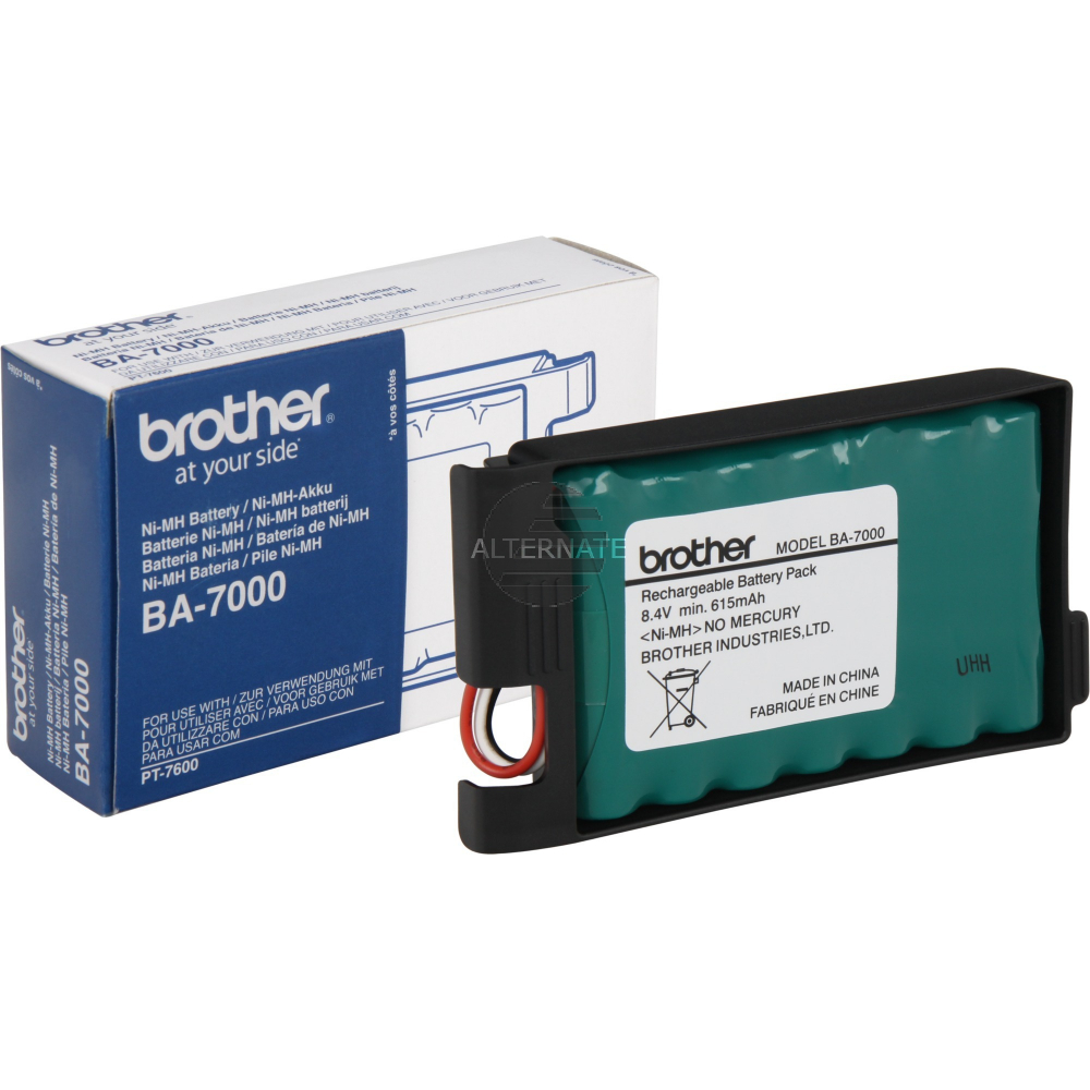 BROTHER BA7000 AKKU BA7000 fuer Ptouch 7600VP