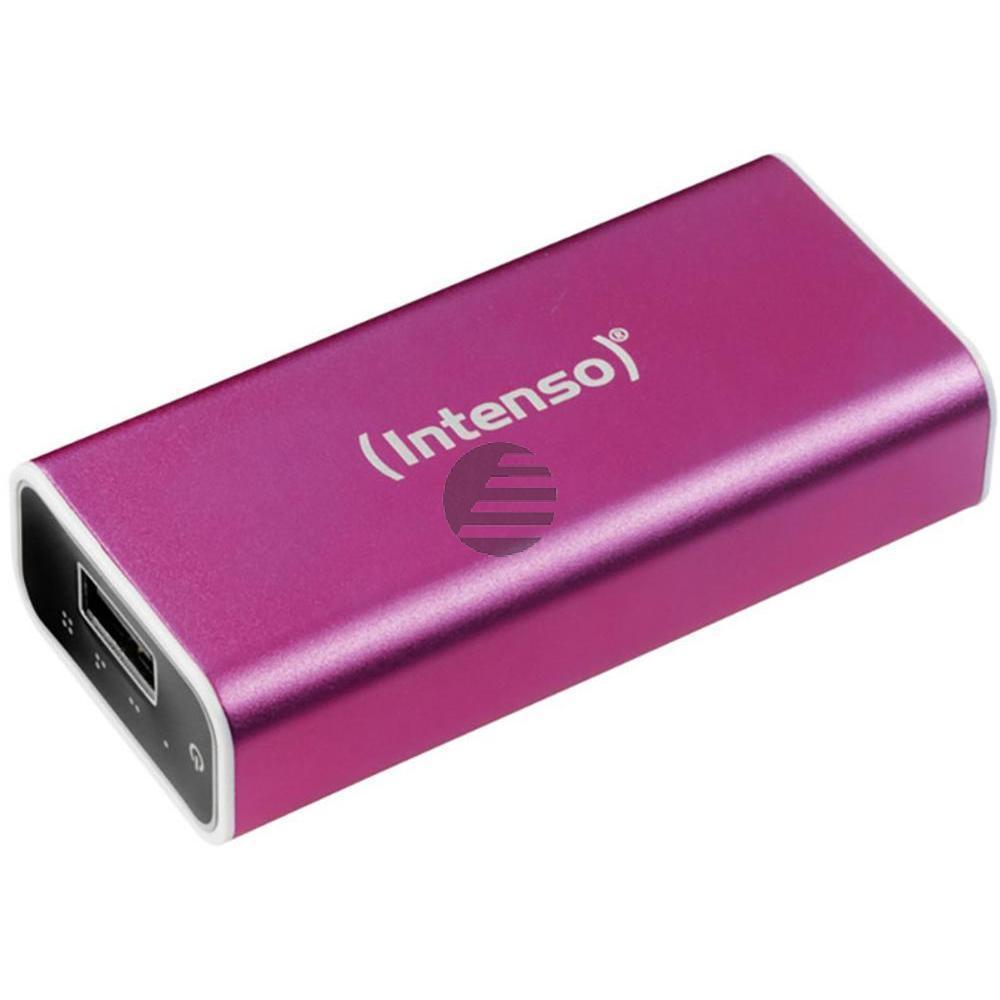 INTENSO POWERBANK ALU A5200 PINK 7322423 5200mAh