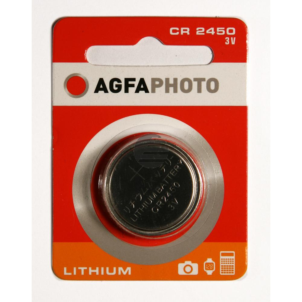 150-803449 AP LITHIUM-KNOPFZELLE CR2450 3Volt