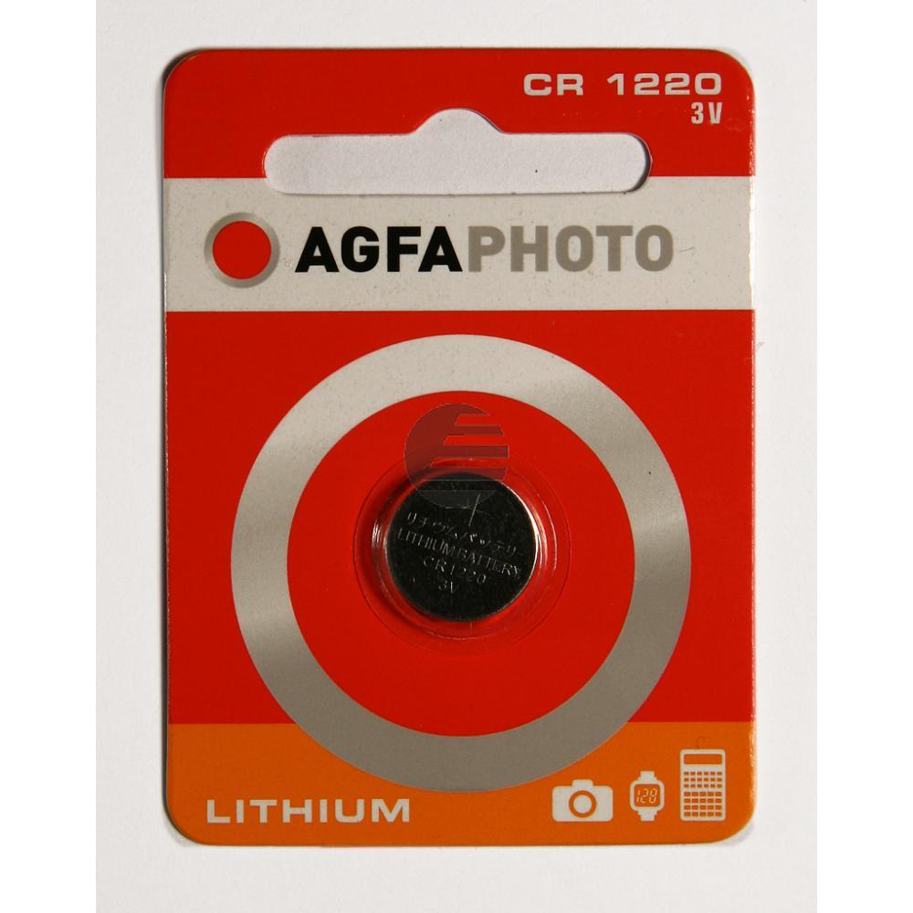 150-803463 AP LITHIUM-KNOPFZELLE CR1220 3Volt