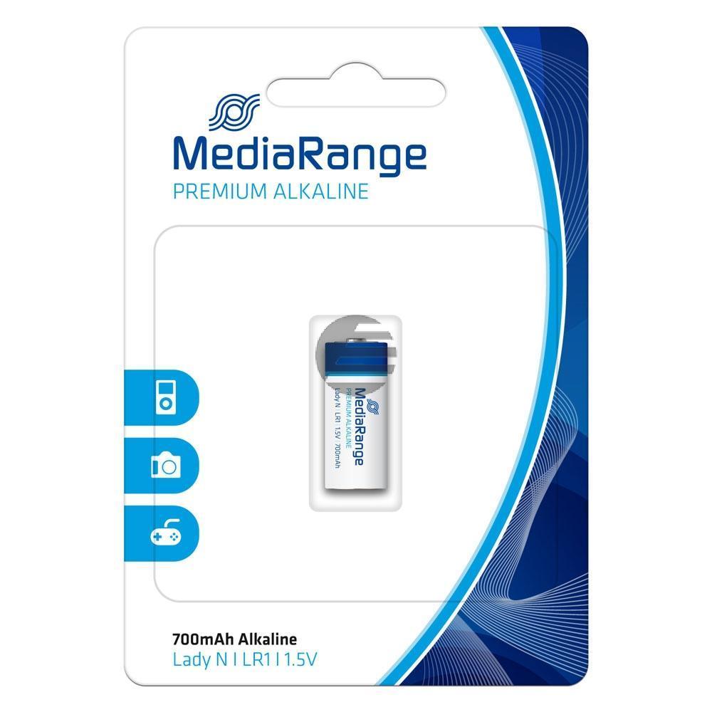 MEDIARANGE PREMIUM BATTERIE 1,5V MRBAT116 LR1 Alkaline LADY N
