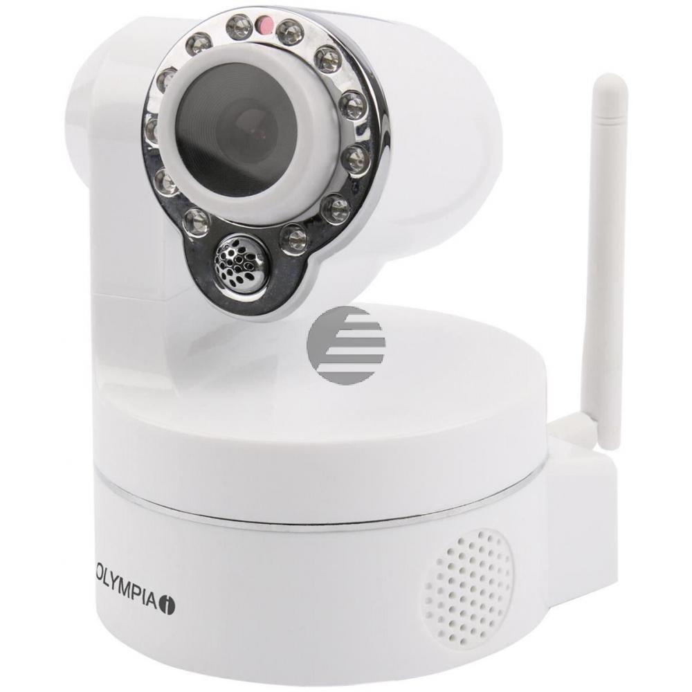 OLYMPIA IP KAMERA IC720P 5938 mit integrierter LAN/WLAN-Einheit