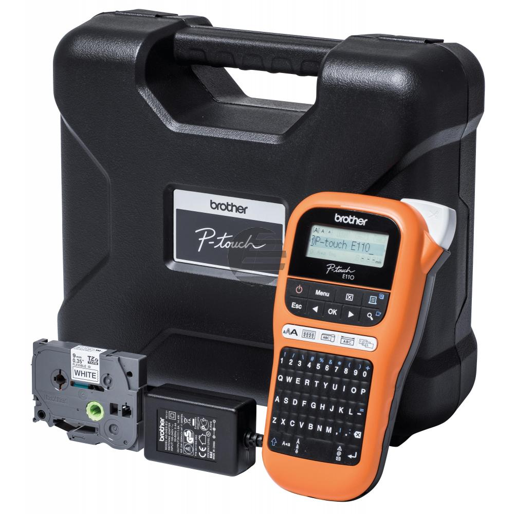 Brother P-Touch E 110 VP (PTE110VPZG1)