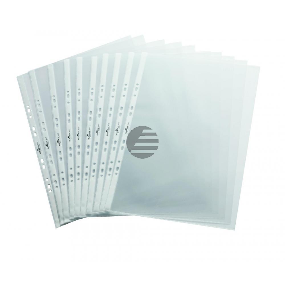Durable Sichthüllen A3 für Tisch-Flipchart quer farblos Inh.10