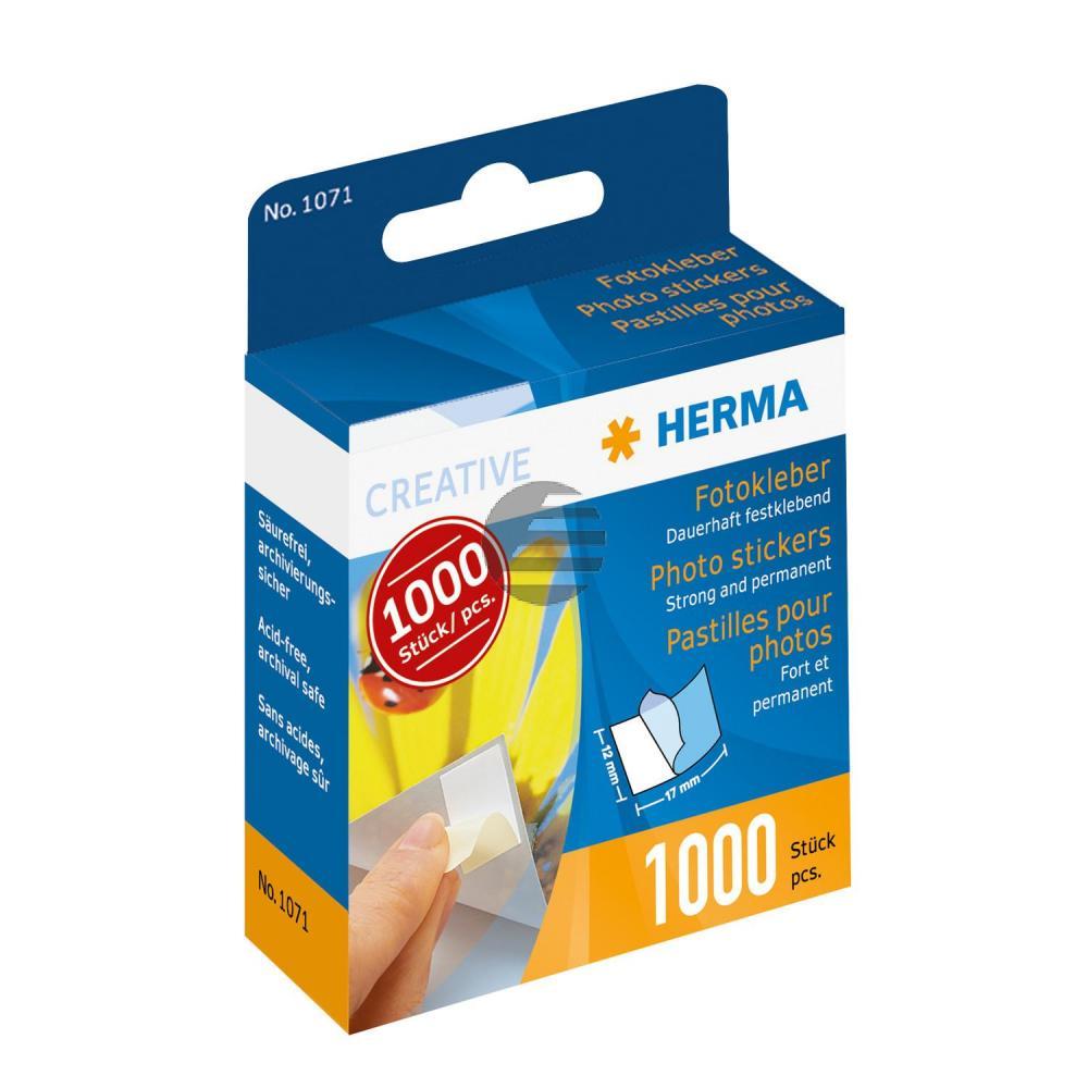 Herma Fotoklebepads Inh.1000
