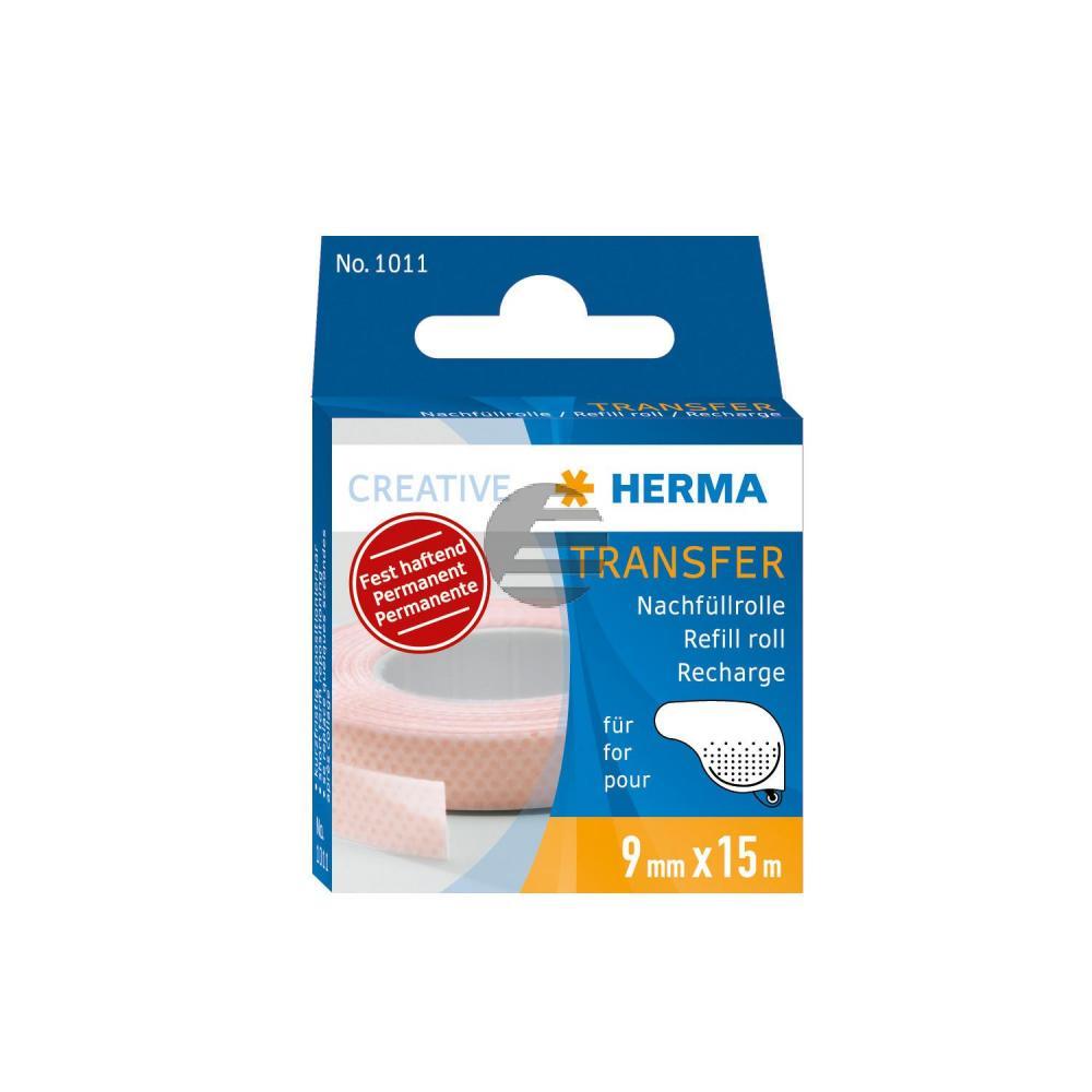 Herma Nachfüllkassette für Klebespender festklebend 15MX8mm