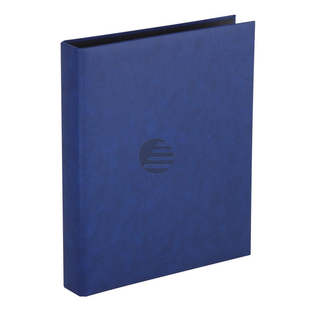Herma Ringalbum Classic blau 265 x 315 mm