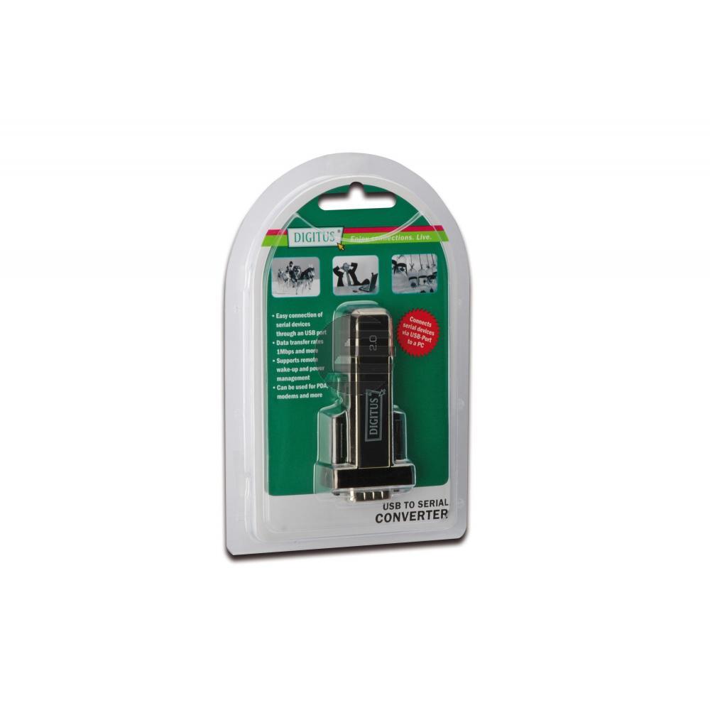 Digitus Converter USB 2.0 auf serial RS232