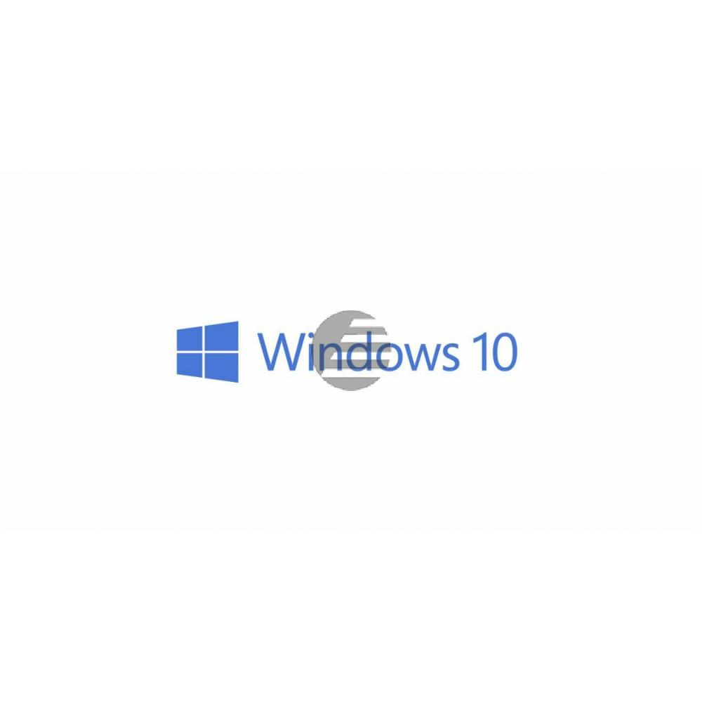 Microsoft Windows 10 Pro 32 Bit-Version DVD OEM (DE)
