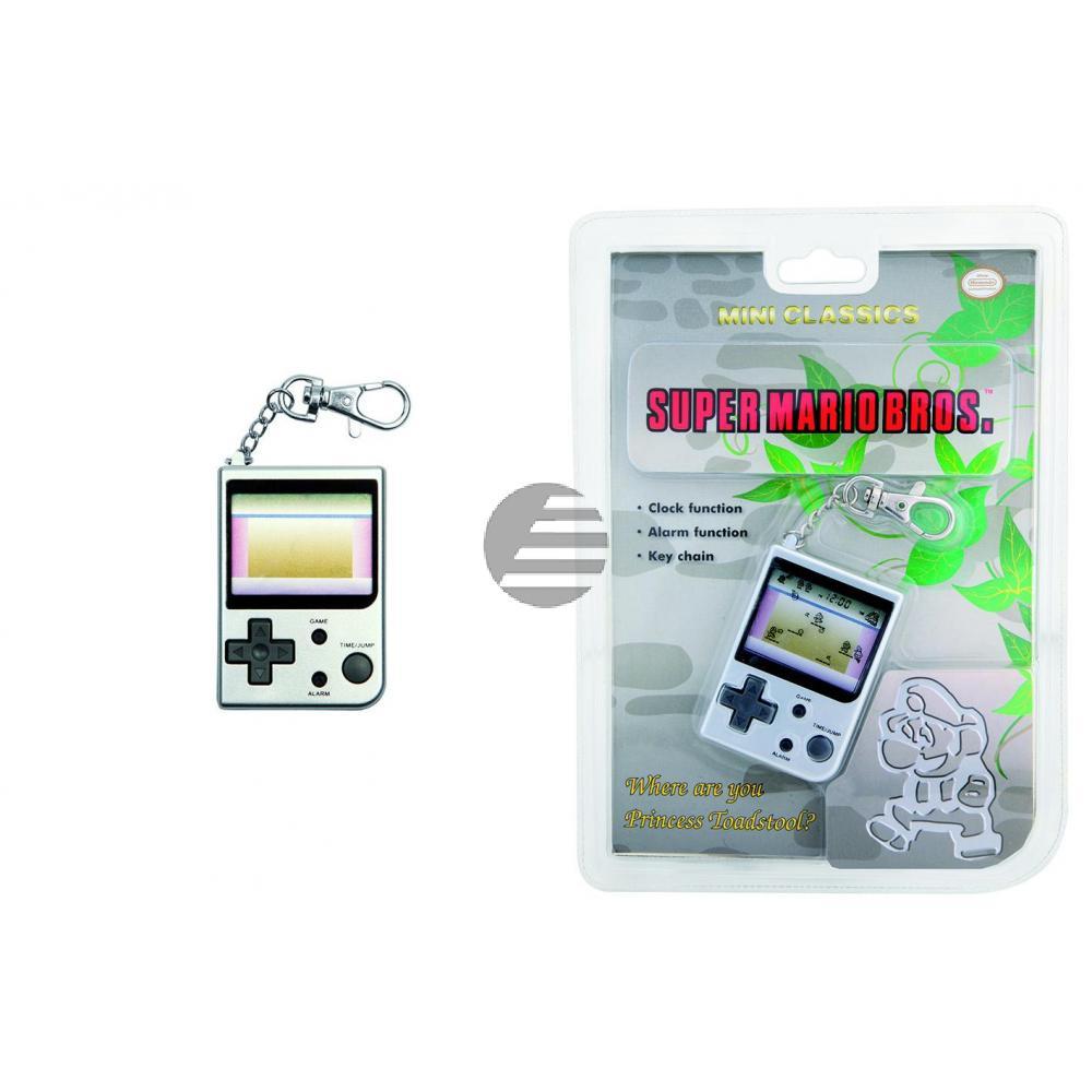 Nintendo Keychain Videogame Super Mario Bros x1