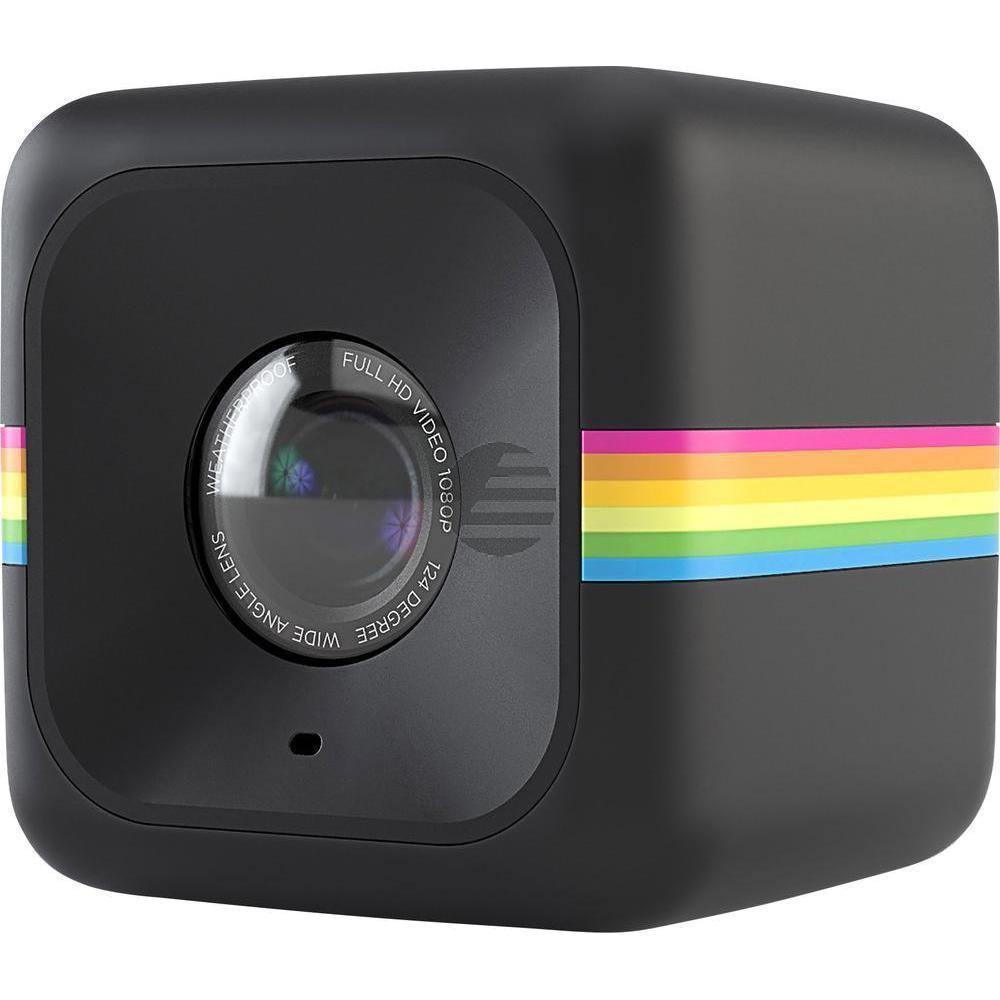 Polaroid Cube+ WiFi Camera black