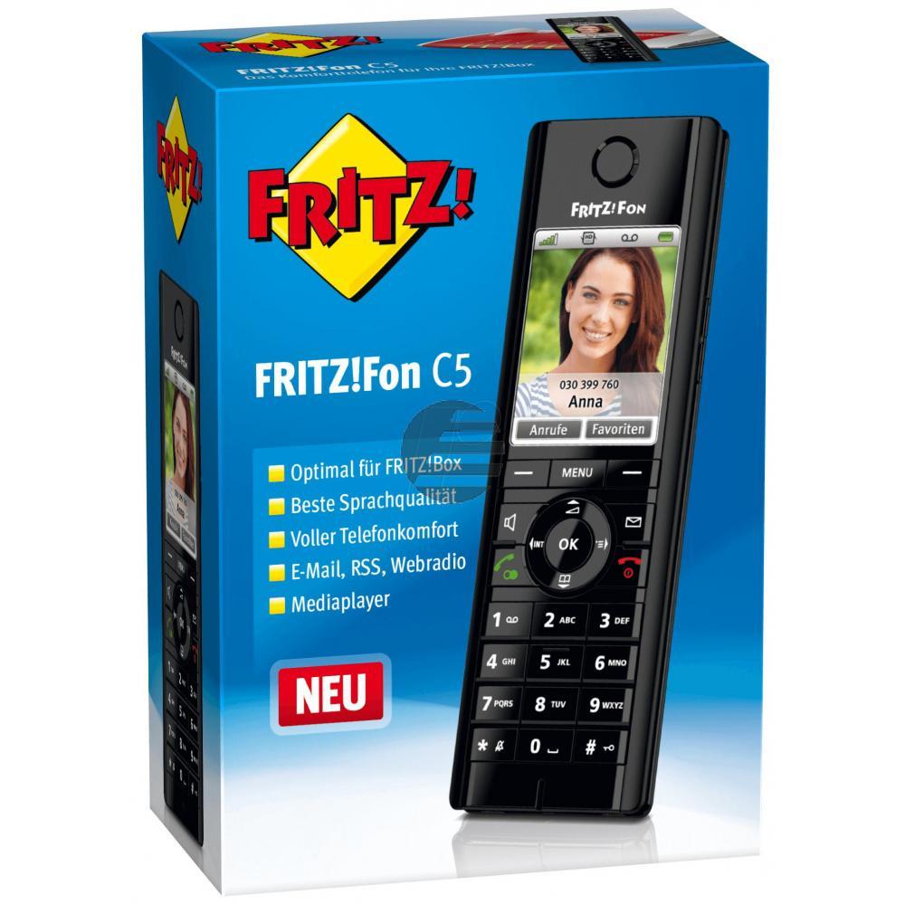 AVM Fritz!Fon C5 schnurloses DECT-GAP Telefon