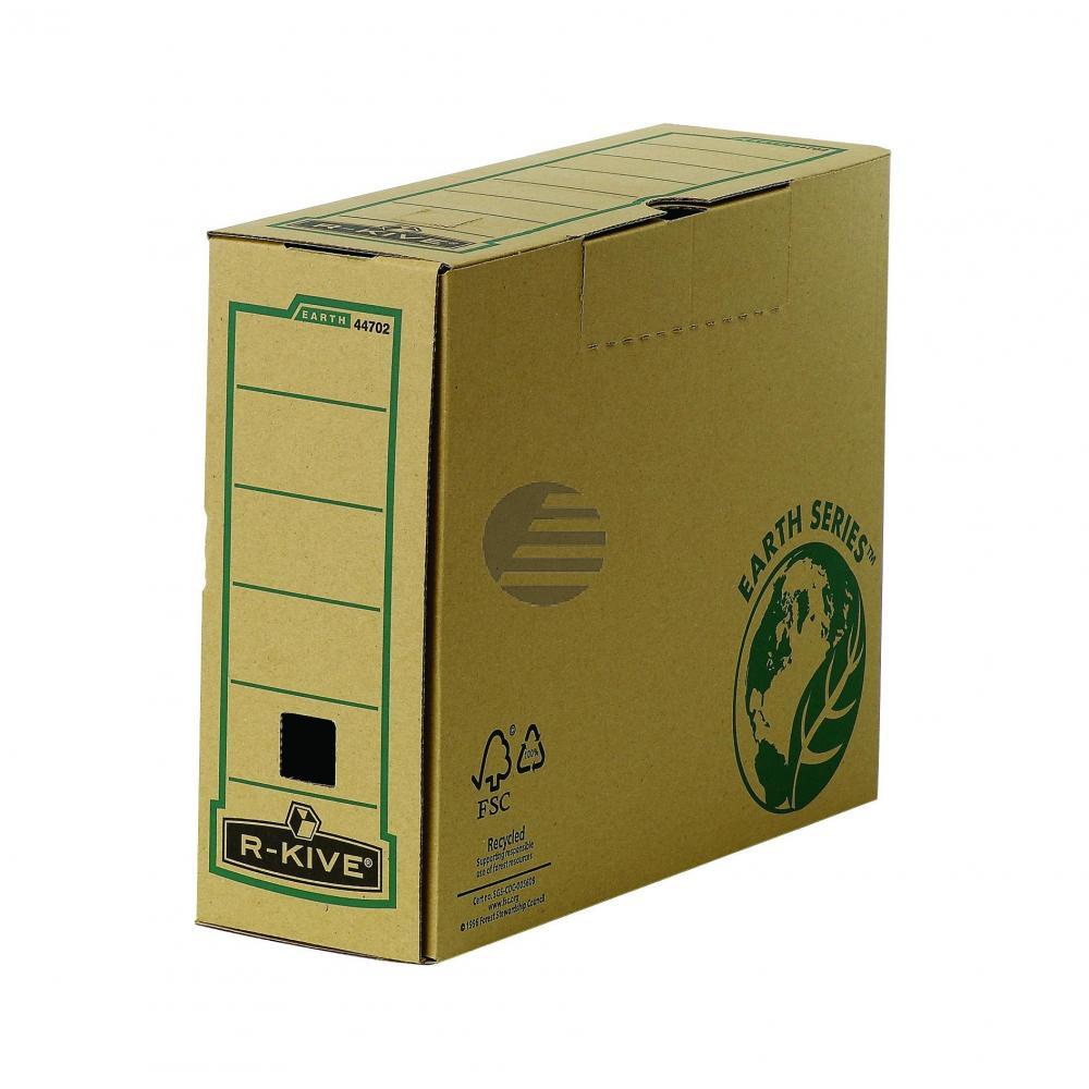 Fellowes Archivbox R-Kive Earth Series Natur 100 x 255 x 315 mm