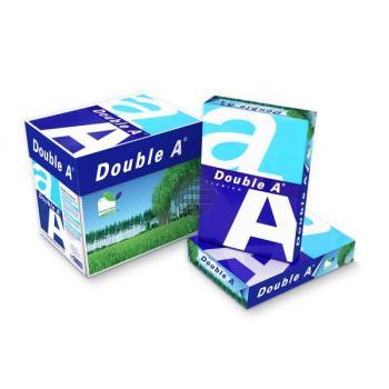 DOUBLE A Premium Copy Paper A4 DOUBLE A 80g, weiss 500 Blatt