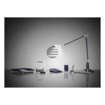 LEITZ Tischlampe Style LED 62080069 titan blau