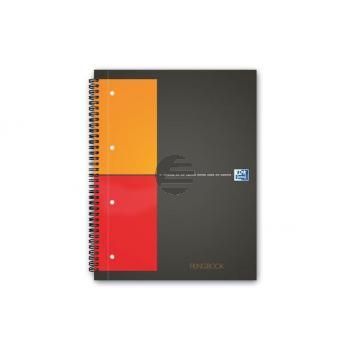 OXFORD Filingbook A4+ 100100739 kariert, 80g 100 Blatt