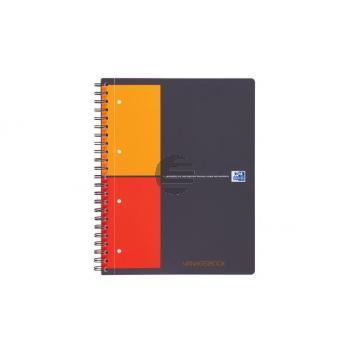 OXFORD Managerbook A4+ 400010756 liniert 80 Blatt
