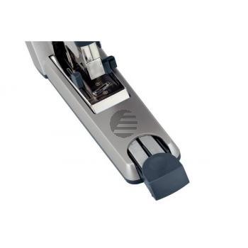 LEITZ Heftgerät Heavy Duty 12mm 55530084 silber, für 120 Blatt