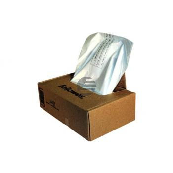FELLOWES Beutel für Aktenvernichter 3605801 121-143L 50 Stck.