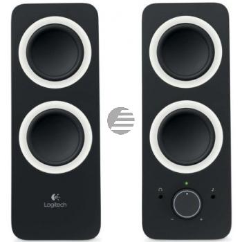 LOGITECH Speaker Z200 980-000810 black