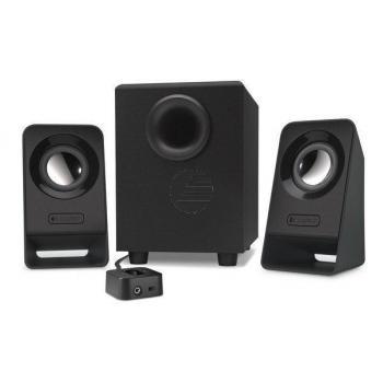 LOGITECH Multimedia Speakers Z213 980-000942 Black