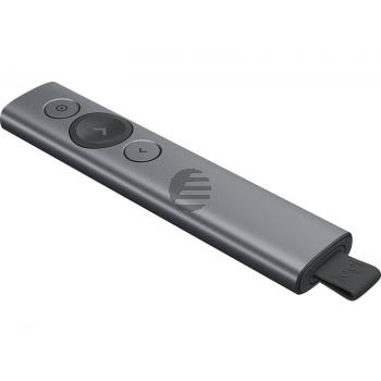 LOGITECH Spotlight Presentation Remote 910-004861 dark grey