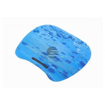 3M Präzisions-Mausfläche MS201BPE ohne Handgelenkauflage blau