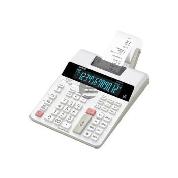 CASIO Tischrechner druckend FR2650RC 12-stellig grau