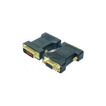 LogiLink Adapter VGA to DVI,  HD DSUB Buchse -> DVI Stecker