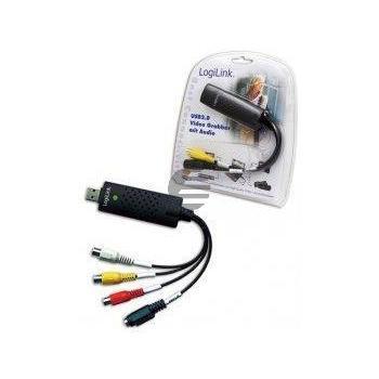 LogiLink Audio und Video Grabber USB 2.0 mit Win8 Support