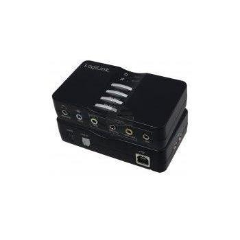 LogiLink USB Sound Box 7.1 8-Kanal