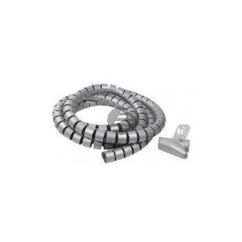 LogiLink Spiralschlauch Kabelbinder, 2,50 m