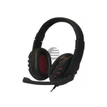 LogiLink Stereo Headset mit Mikrofon, USB Version