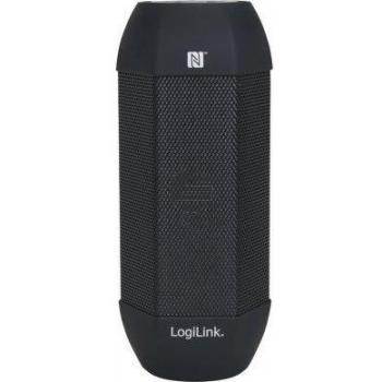 LogiLink Lautsprecher Party Box schwarz
