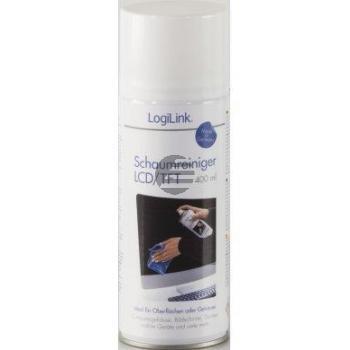 LogiLink Schaumreiniger für TFT/LCD Bildschirme  (400 ml)