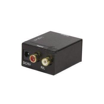 LogiLink Audio Converter, analog zu digital SPDIF/COAX