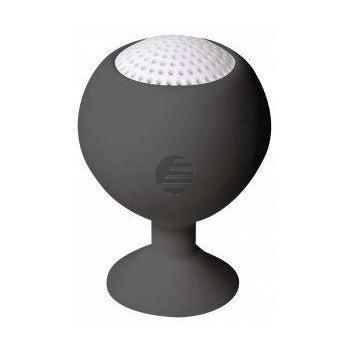 LogiLink Iceball Speaker, wiederaufladbar, schwarz