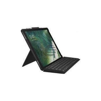 Logitech SLIM COMBO Keyboard Case für iPad Pro 12,9'', schwarz