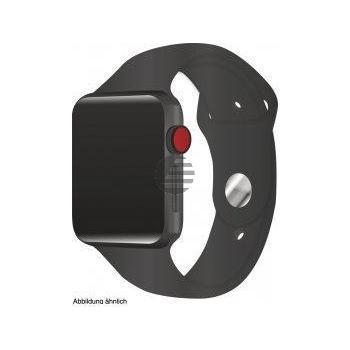 Apple Watch Series 3 Cell 38 mm Aluminiumgehäuse spacegrau, Sportarmband schwarz