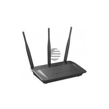 D-Link DIR-809 AC750 Dualband Router