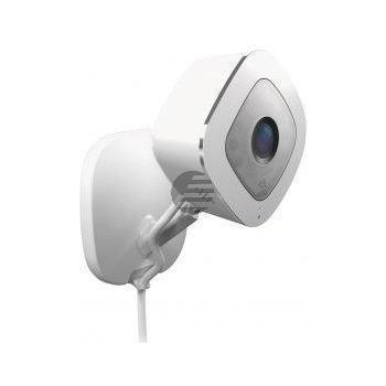 Arlo Q - 1080p HD-Überwachungskamera mit Audio, weiß