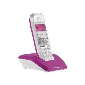 Motorola STARTAC S1201 DECT Schnurlostelefon, pink