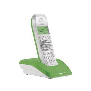 Motorola STARTAC S1201 DECT Schnurlostelefon, grün