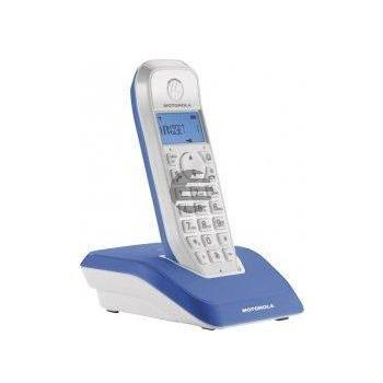 Motorola STARTAC S1201 DECT Schnurlostelefon, blau