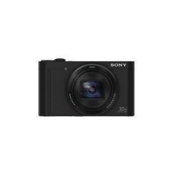 Sony DSC-WX500B Cyber-Shot Kamera, schwarz